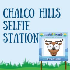 Chalco Hills Selfie Station