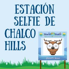 Estacion Selfie de Chalco Hills